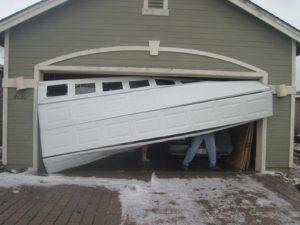 Garage Doors Off Track