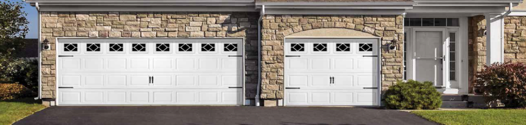 White Sectional Doors
